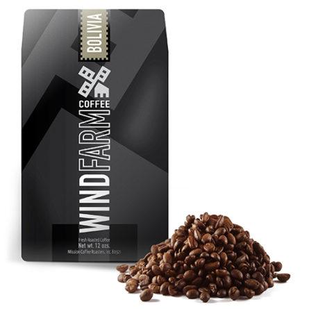 Coffee Bolivia Whole Bean
